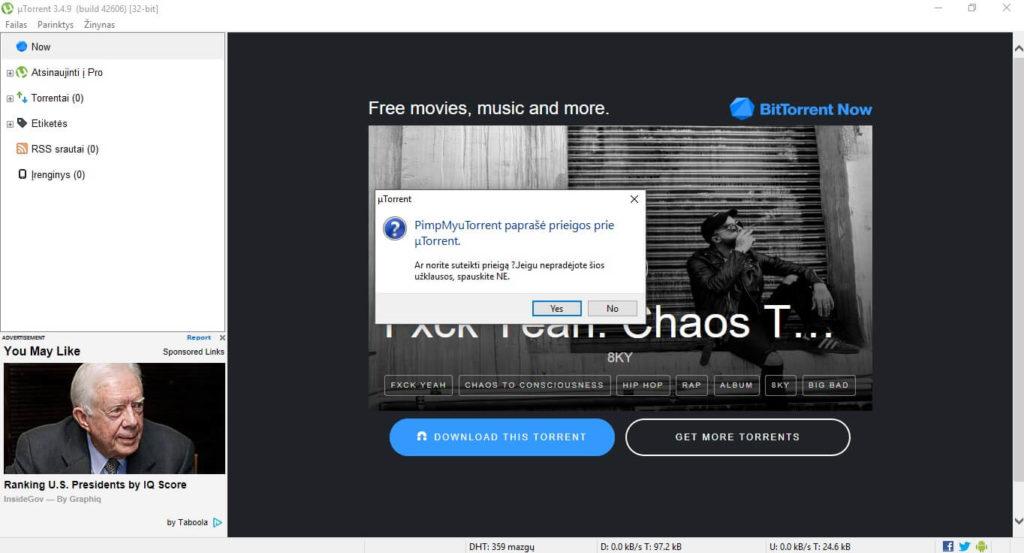 utorrent-reklamos-isjugimas-reikalingas-preijimas-pimp-my-utorrent