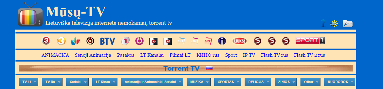 interneto-tv