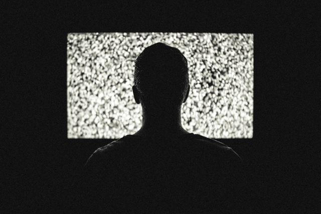 TV ekranas