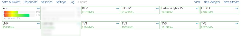 Lietuviškų nemokamų DVB-T kanalų paleidimas į tinklą 4