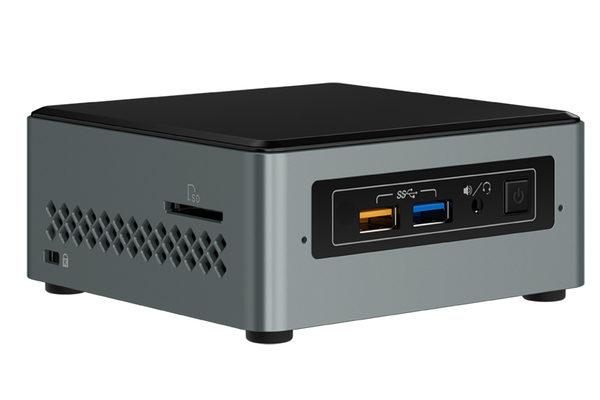 Intel NUC NUC6CAYH - mažas kompiuteris 5