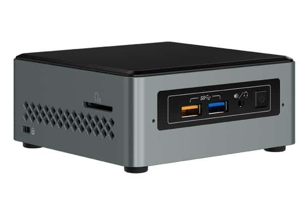 Intel NUC NUC6CAYH - mažas kompiuteris 2