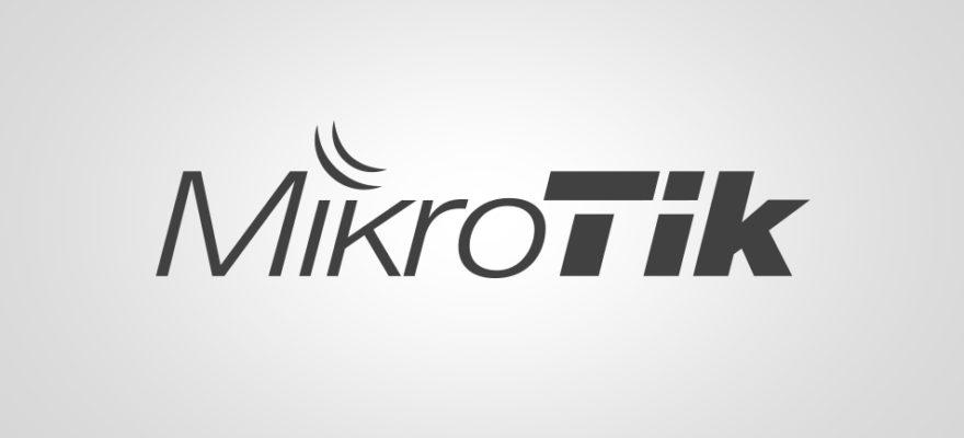 MikroTik nustatymai - atmintinė 1