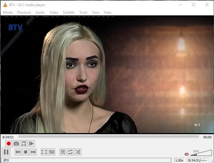 VLC tv online nemokamai